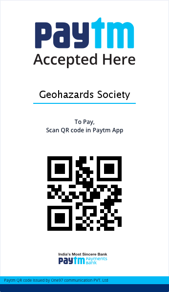 Donate to GeoHazards Society